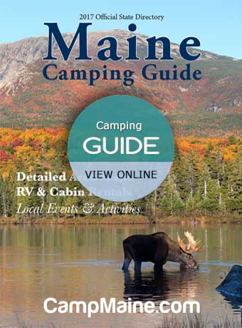 campmaine camping guide
